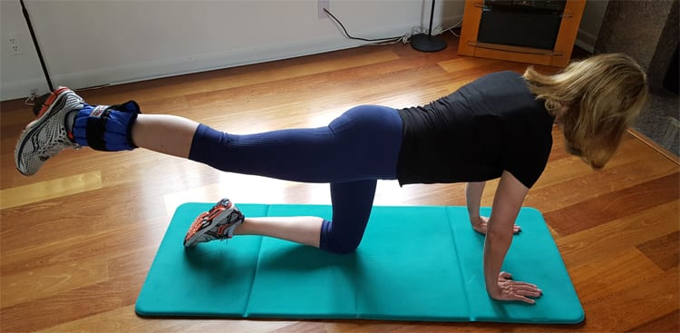 Lift for Hamstring and Butt