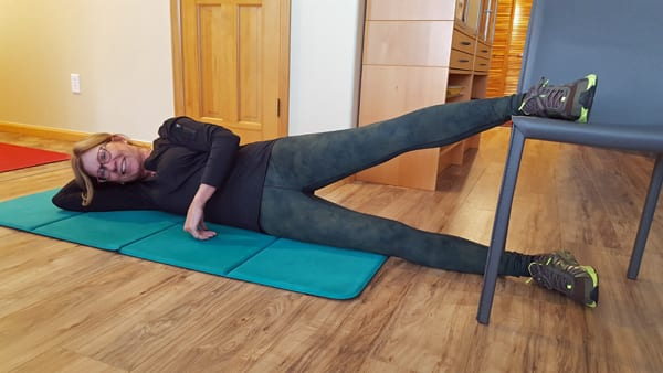 Inner Thigh Raise | Side-Lying Leg Circles