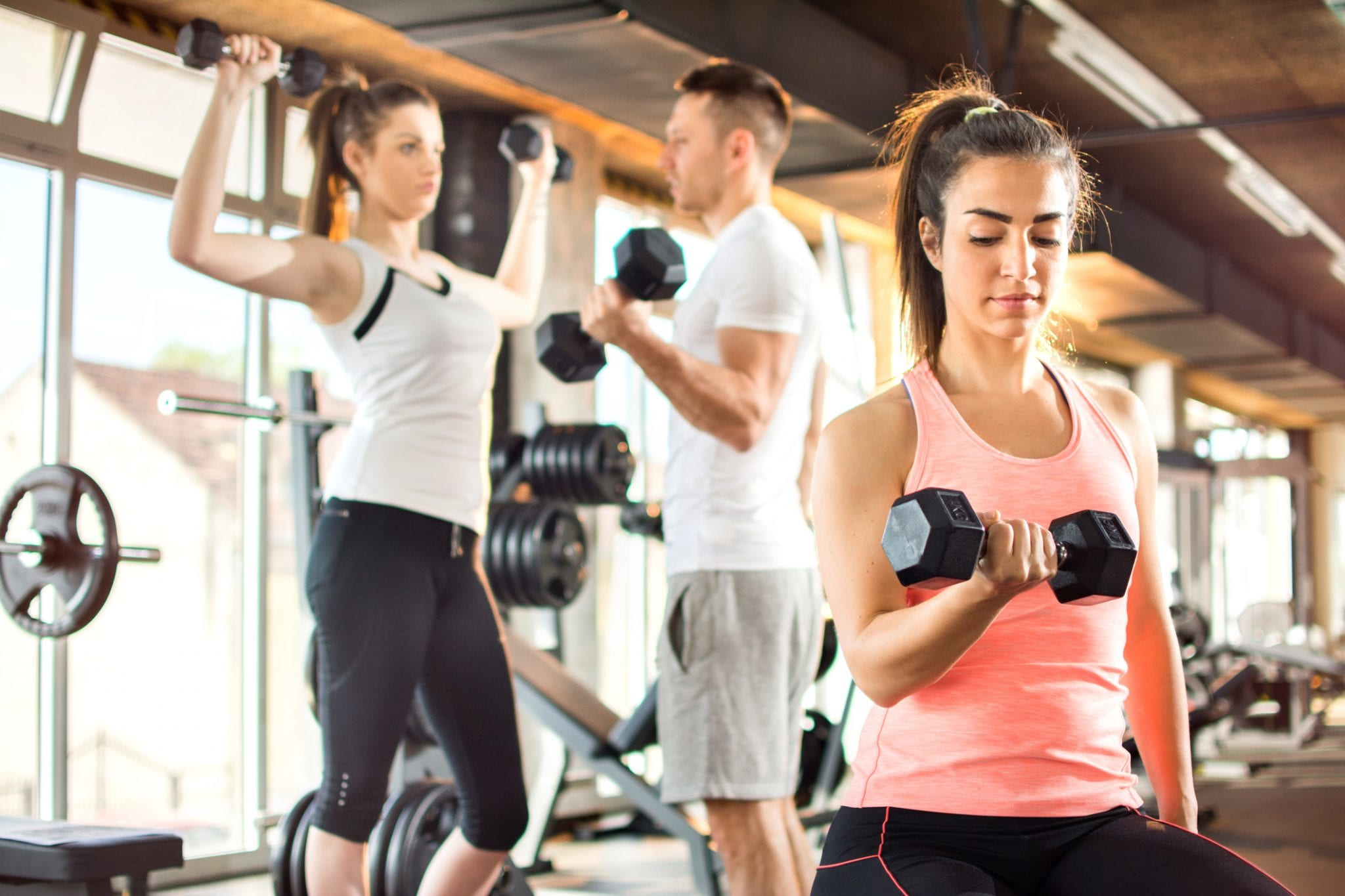 Want More Benefits from Your Strength Training?  Take a (Soft) HIIT