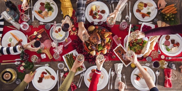 Navigating the Minefield of Holiday Eating!