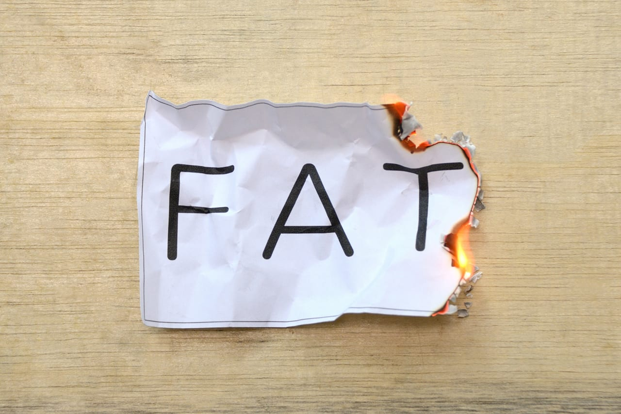Cutting Edge News about Fat Burning