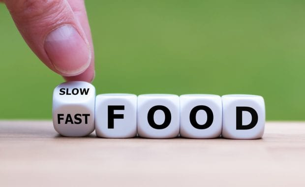 Slow Food Wins Every Time!