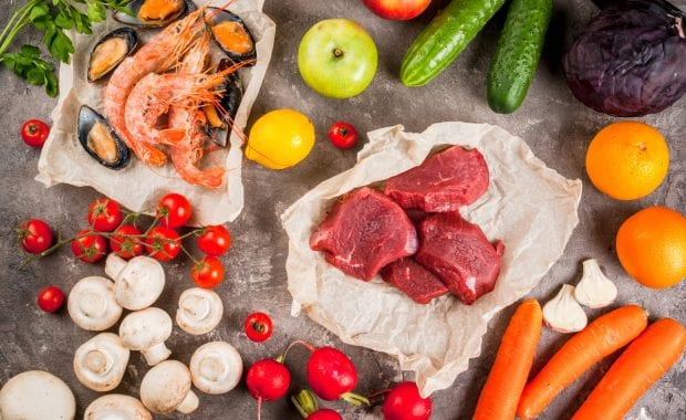 Going Wild on the Paleo Diet